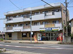 埼玉県羽生市東5丁目の賃貸マンションの外観