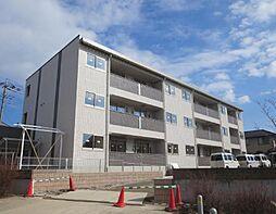 埼玉県川口市戸塚南3丁目の賃貸マンションの外観