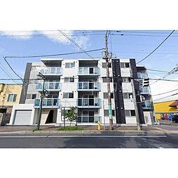 北海道札幌市豊平区美園七条2丁目の賃貸マンションの外観