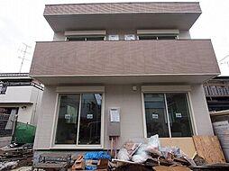 東京都大田区久が原5丁目の賃貸アパートの外観