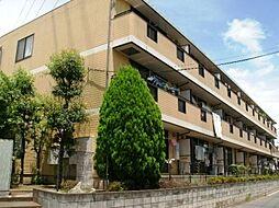 東京都世田谷区北烏山7の賃貸アパートの外観
