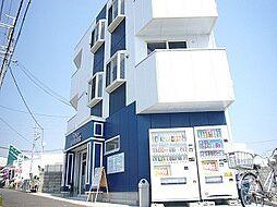大阪府高槻市浦堂2丁目の賃貸マンションの外観