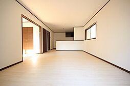 JR日光線 鹿沼駅 徒歩16分 4LDKの居間
