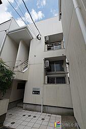 福岡県福岡市東区箱崎6丁目の賃貸アパートの外観