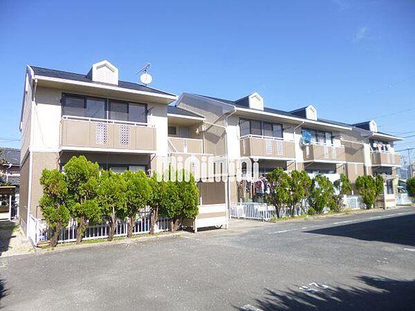 セジュールASA C 2階の賃貸【愛知県 / 豊橋市】
