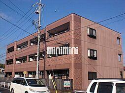 愛知県北名古屋市中之郷北の賃貸マンションの外観