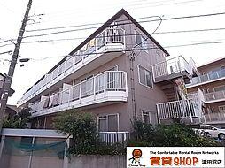 千葉県習志野市谷津5丁目の賃貸マンションの外観
