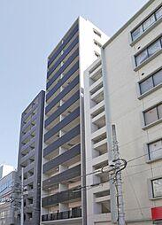 東京都中央区築地3丁目の賃貸マンションの外観