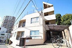 愛知県名古屋市天白区八事山の賃貸マンションの外観