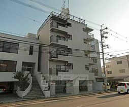 京都府京都市右京区西院西田町の賃貸マンションの外観