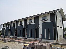 [テラスハウス] 茨城県石岡市貝地2丁目 の賃貸【/】の外観