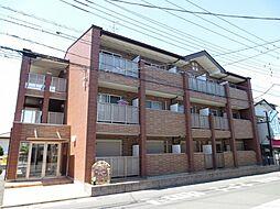 埼玉県春日部市備後西3丁目の賃貸マンションの外観