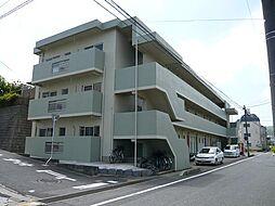 あんずマンション[1F 104号室]の外観