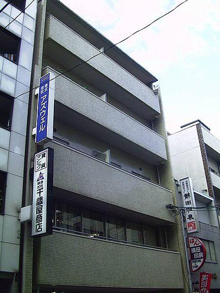第1浦田ビル 4階の賃貸【広島県 / 広島市中区】