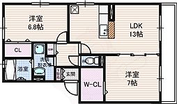 木津駅 5.5万円
