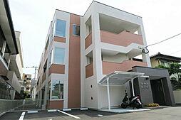 福岡県福岡市西区姪の浜1丁目の賃貸マンションの外観
