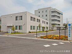 埼玉回生病院まで2110m