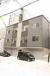 キャステル東札幌[1階]の外観
