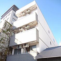 静岡県浜松市中区神明町の賃貸マンションの外観