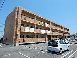 三重県鈴鹿市白子町の賃貸マンションの外観