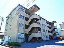 長野県千曲市大字戸倉の賃貸マンションの外観