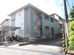グローリーコート[2階]の外観