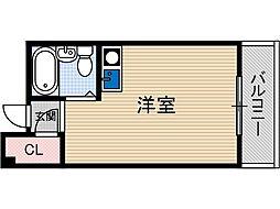 アークハイツ[1階]の間取り