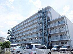 サンソレイユ松戸[6階]の外観