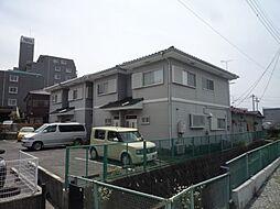 [テラスハウス] 栃木県宇都宮市今泉新町 の賃貸【/】の外観