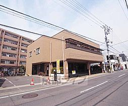 京都府京都市右京区梅津段町の賃貸マンションの外観