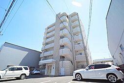愛知県名古屋市中川区小本本町1丁目の賃貸マンションの外観