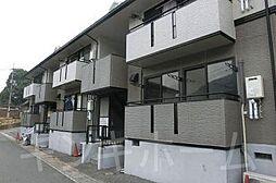 広島県広島市安芸区中野3丁目の賃貸アパートの外観