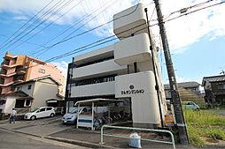 愛知県名古屋市港区当知4丁目の賃貸マンションの外観