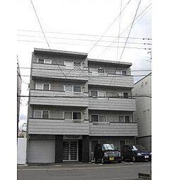 グランドサクセス東札幌[3階]の外観