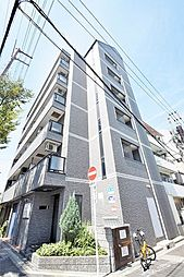 大阪府大阪市北区長柄西2の賃貸マンションの外観