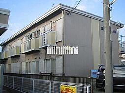 三宝ハイツA[1階]の外観