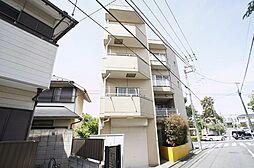 東京都世田谷区深沢5丁目の賃貸マンションの外観