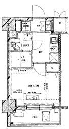 (仮称)川崎藤崎3丁目マンション[403号室]の間取り