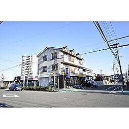 愛知県清須市新清洲2丁目の賃貸マンションの外観
