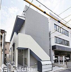 愛知県名古屋市西区稲生町6丁目の賃貸アパートの外観
