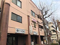 愛知県名古屋市東区相生町の賃貸マンションの外観