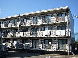 福岡県糟屋郡粕屋町原町3丁目の賃貸マンションの外観
