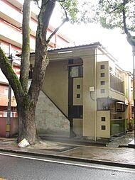 マイルーム参道A棟[203号室]の外観