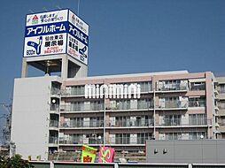 クレセント多賀城[4階]の外観