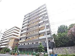 東京都葛飾区堀切1の賃貸マンションの外観