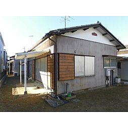 [一戸建] 茨城県土浦市真鍋6丁目 の賃貸【/】の外観