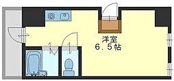 清洲プラザ高井田[9階]の間取り
