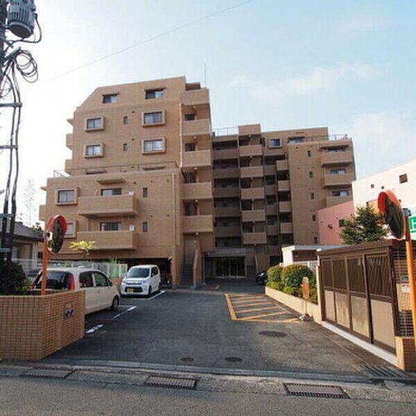 熊本県熊本市中央区出水3丁目の賃貸マンション