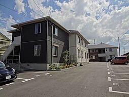 三洋タウン上の原 A棟[2階]の外観