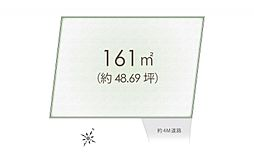 土地(狭山ヶ丘駅から徒歩10分、161.00m²、1,980万円)